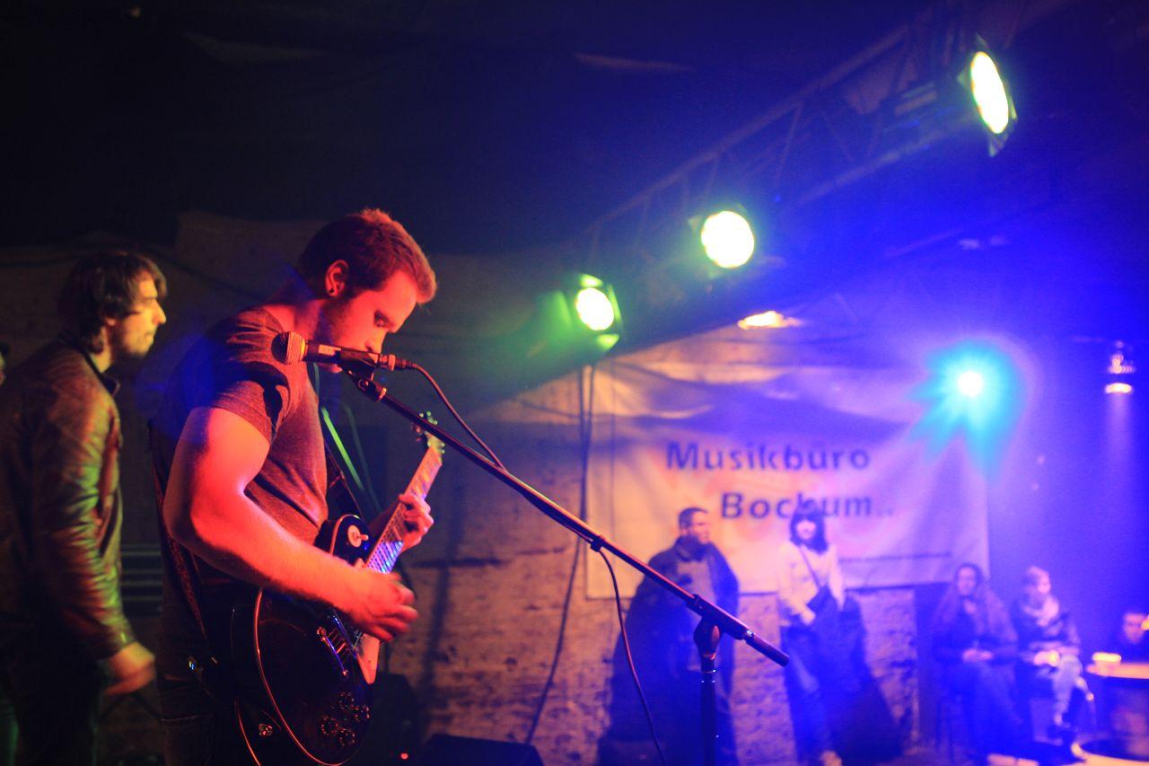 Impressionen Musikbüro Live Vol. 10 in der Rotunde Bochum