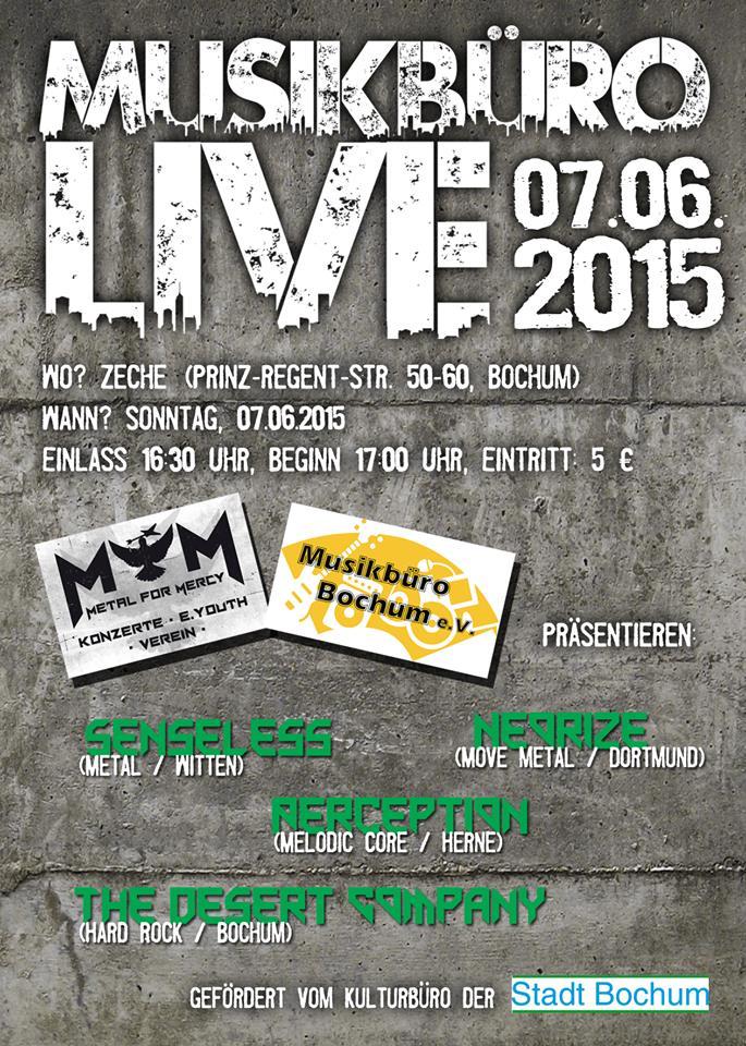 Musikbüro Live Vol. 11