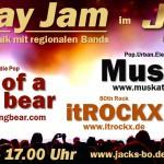 Sunday Jam im Jack's 08.05.2016